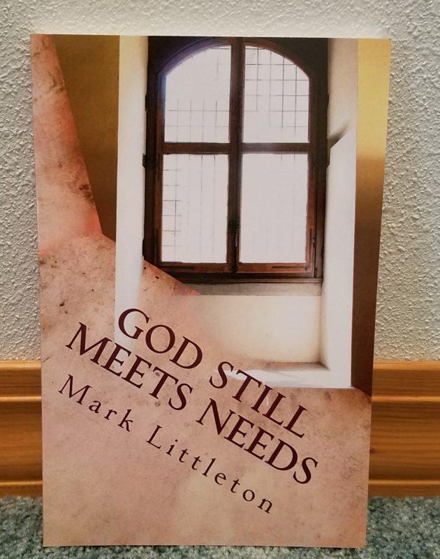 God Still Meets Needs